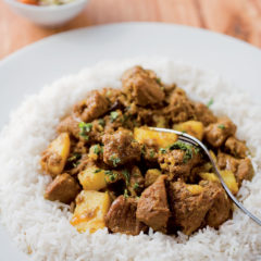 Cass Abraham's Cape Malay lamb curry