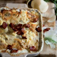 The modern potato bake
