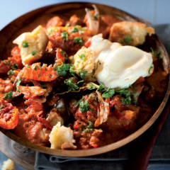 Swakopmund seafood soup