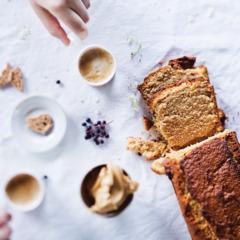 Peanut-butter loaf