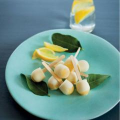 Lip-smacking lemon pops by Kamini Pather
