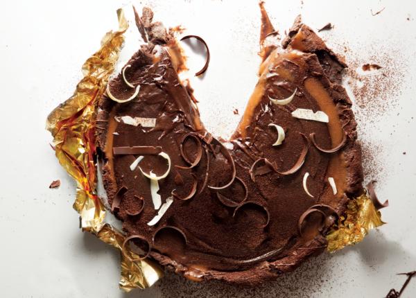 how to use nestle caramel treat