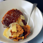 Make sticky malva pudding