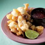 Make tempura batter