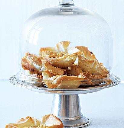 Almond custard tarts | Woolworths TASTE