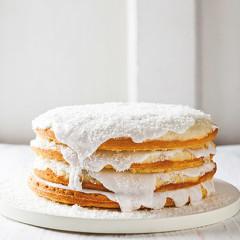 Angel's delight cake