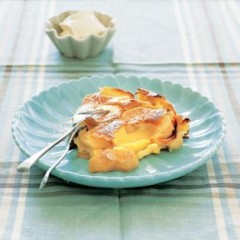 3 amazing warm apple puddings