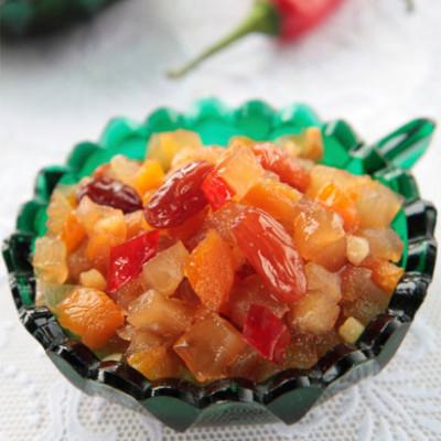Apricot sambal