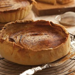Ayrshire milk tart