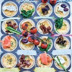 Bite-size tarts