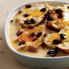 Bread-and-butter pudding