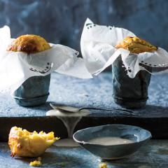 Butternut or marrow muffins
