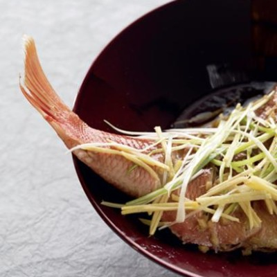 Cantonese-style fish