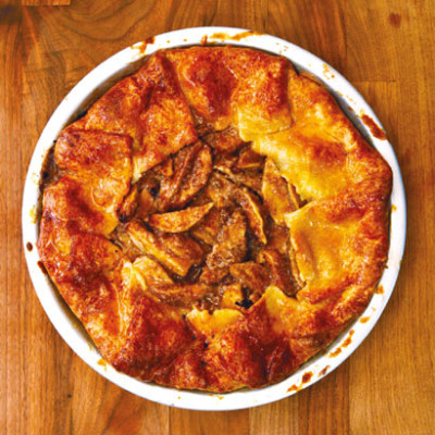 Apple Pie With Cheddar Crust Recipes — Dishmaps