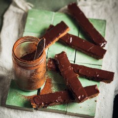Chocolate ProNutro squares