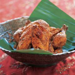 Curried chicken, Durban-style