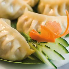 Emma Chen's pork dumplings