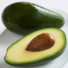 Fiery avocado salad