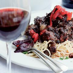 Free-range Jersey beef pasta