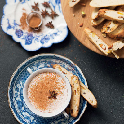 Fruit-and-nut biscotti