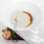 garlicky-creamed-cauliflower-soup-with-burnt-mustard-seed-and-chilli-butter-137