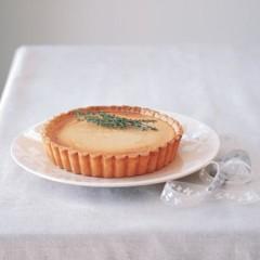 Greek cheese-and-honey tart