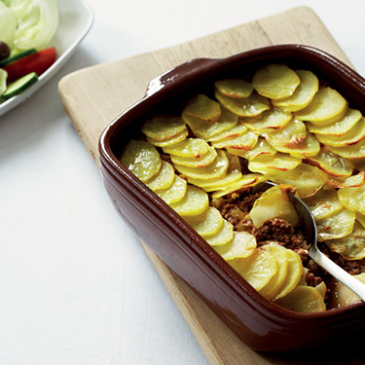 Greek-style shepherds pie | Woolworths TASTE