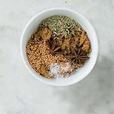 Home-made masala