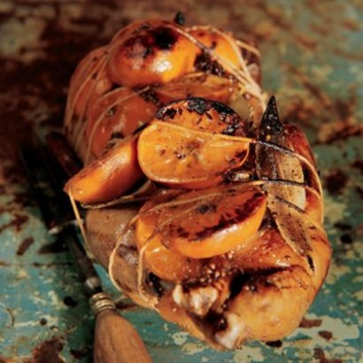 Mandarin and oriental spiced Pekin duck