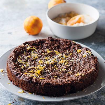 Cm Gluten Free Chocolate And Almond Cake Recipe