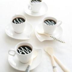 Organic coffee jellies