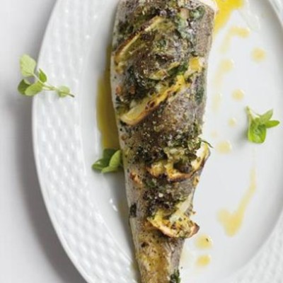 Hake With Olive Oil, Butter, And Lemon Recipes — Dishmaps