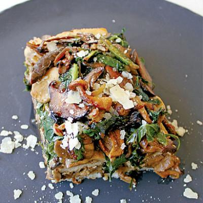 Pap lasagne
