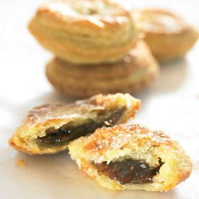 Pastry for mince pies