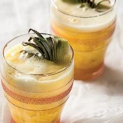Pineapple sodas