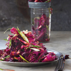 Quick-and-easy kimchi