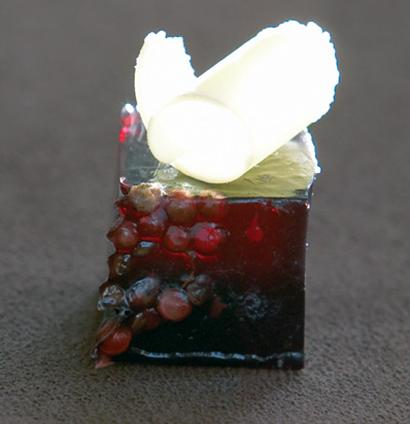 Red Wine Jelly With Pink Peppercorns Woolworths Taste