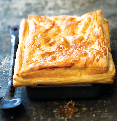 Good food magazine chicken and leek pie chicken leek parsley pie chicken leek pie recipe bbc good food forumfinder Images