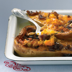 Roasted butternut with kaiings