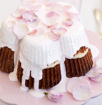 Rose Petal Cake Images : Rose-petal cake Woolworths TASTE