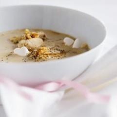 Simply delicious coffee affogato