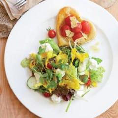 Soul-food salad
