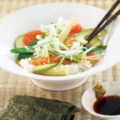 Sushi rice   Woolworths TASTE