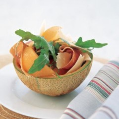 Sweet melon salad