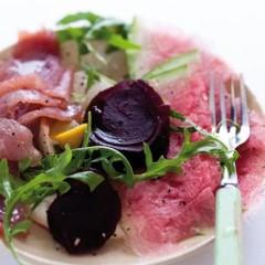 The healthy tuna salad