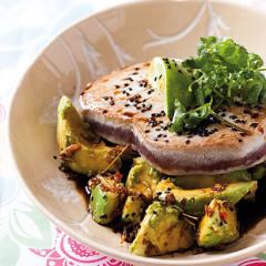 The modern tuna salad