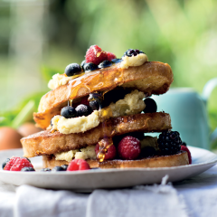 The ultimate French toast