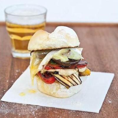 The ultimate veggie burger | Woolworths TASTE