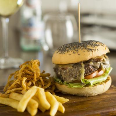 The Vergelegen burger