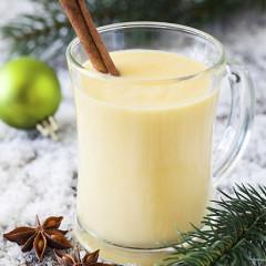 Traditional eggnog